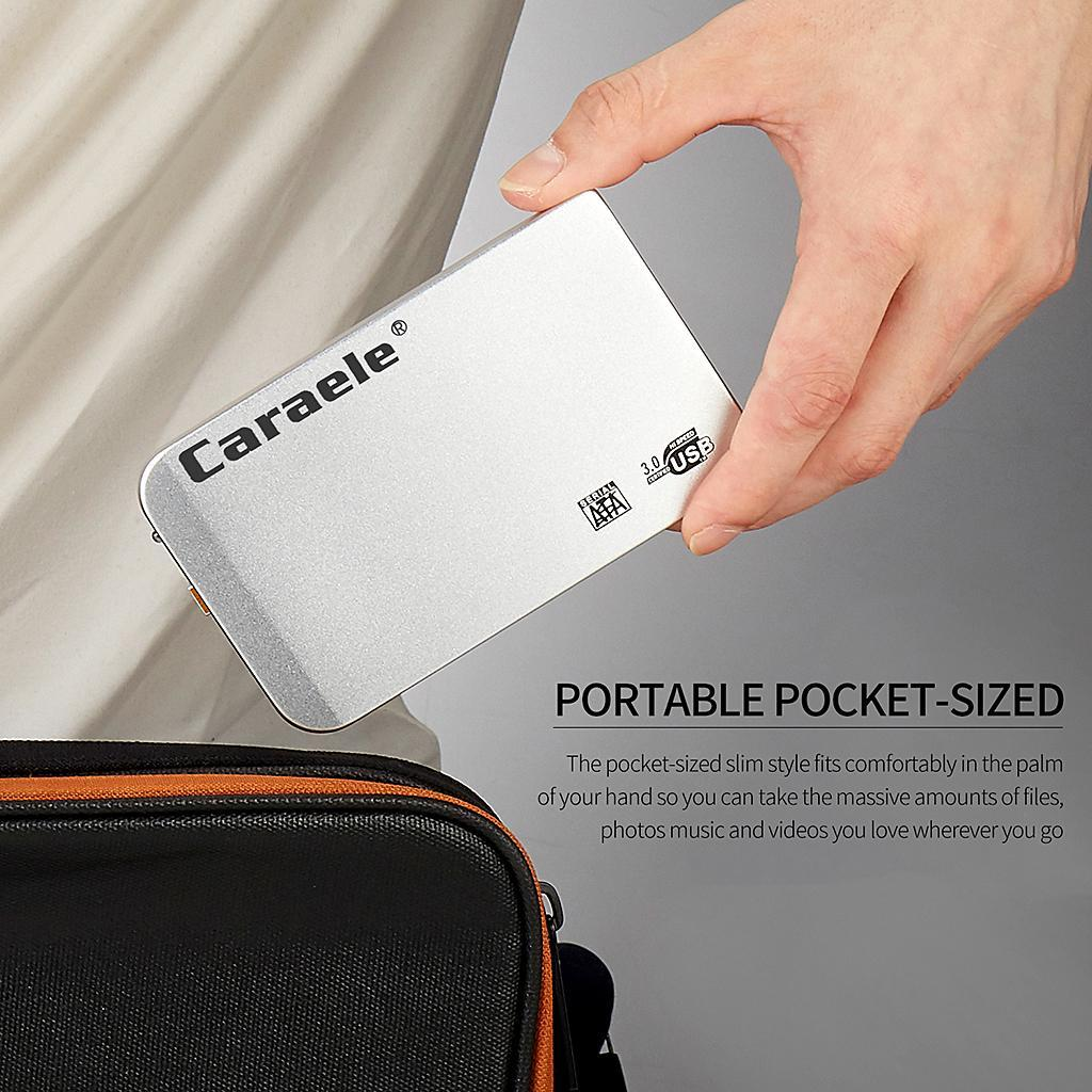 500G-1T-2-5-inch-USB-3-0-SATA-Hard-Drive-External-Enclosure-HDD-Disk-Case thumbnail 3