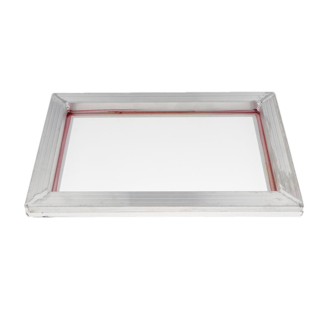 1Pcs-Screen-Printing-Frame-Aluminum-Silk-Print-for-Printed-77-90-120-Mesh thumbnail 4