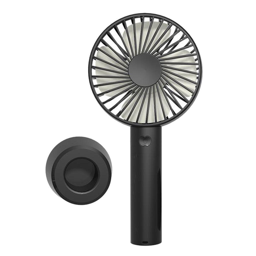 Mini-ventilateur-personnel-portatif-Rechargeable-a-piles-de-ventilateur-d-039-usb miniature 4