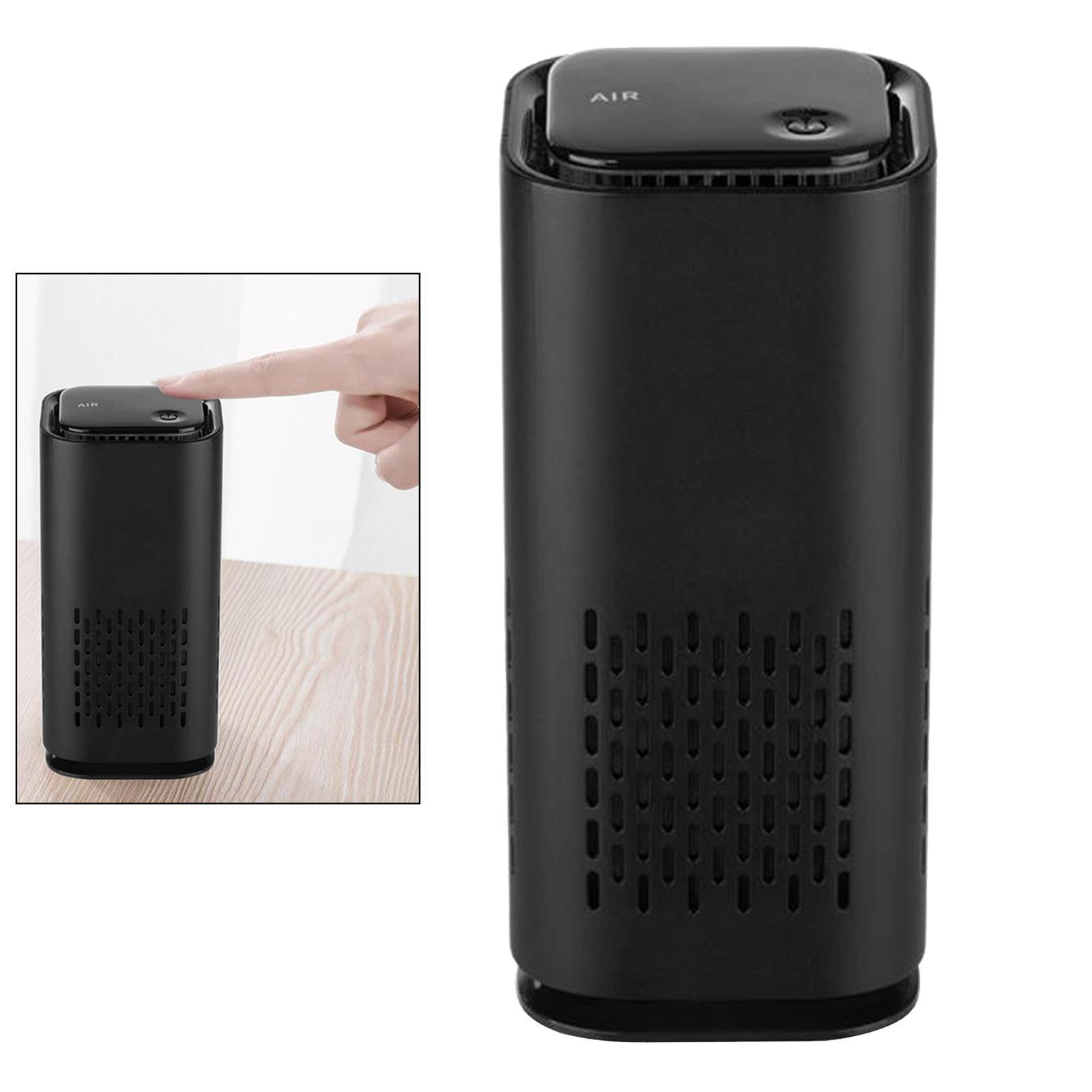Indexbild 7 - Tragbare Mini Purifier für Hause Entfernen Rauch Pollen Luft Reiniger mit