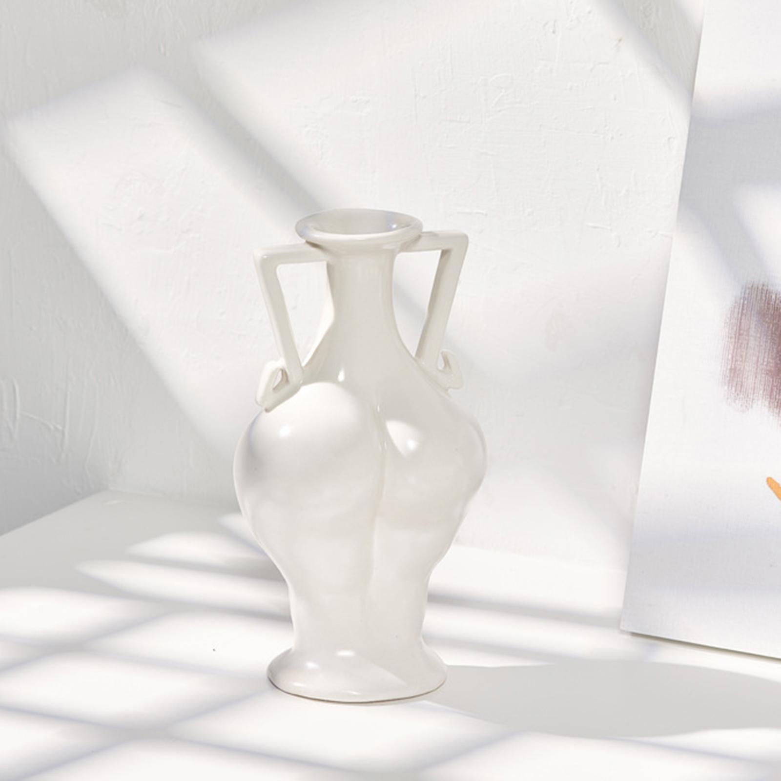 Indexbild 28 - Blumenvase Keramik Blumentöpfe Trockenblumenhalter Pflanzenvasen Wohnkultur