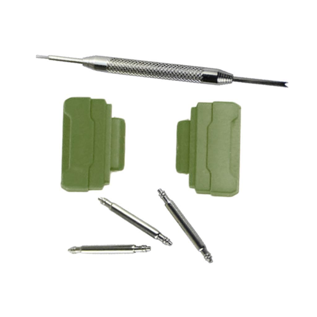 Uhrenarmband-Adapter-Kits-Strap-Connector-16mm-Fuer-GShock-Casio-Armband Indexbild 15