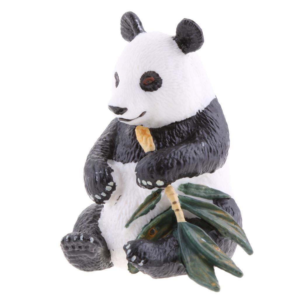 Realistico-Selvaggio-Farm-Natura-Animale-Albero-Modello-Azione-Figure-Kid miniatura 50