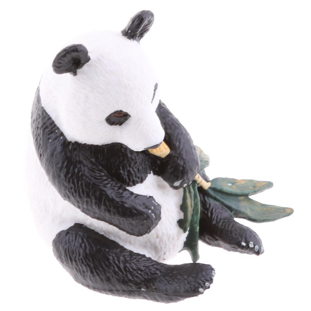 Realistico-Selvaggio-Farm-Natura-Animale-Albero-Modello-Azione-Figure-Kid miniatura 51