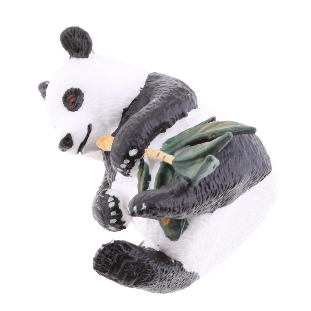 Realistico-Selvaggio-Farm-Natura-Animale-Albero-Modello-Azione-Figure-Kid miniatura 55