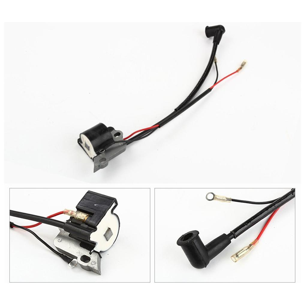 Strimmer-Ignition-Coil-Parts-Mower-Accessories-for-2500-3800-P350-Chainsaw thumbnail 10