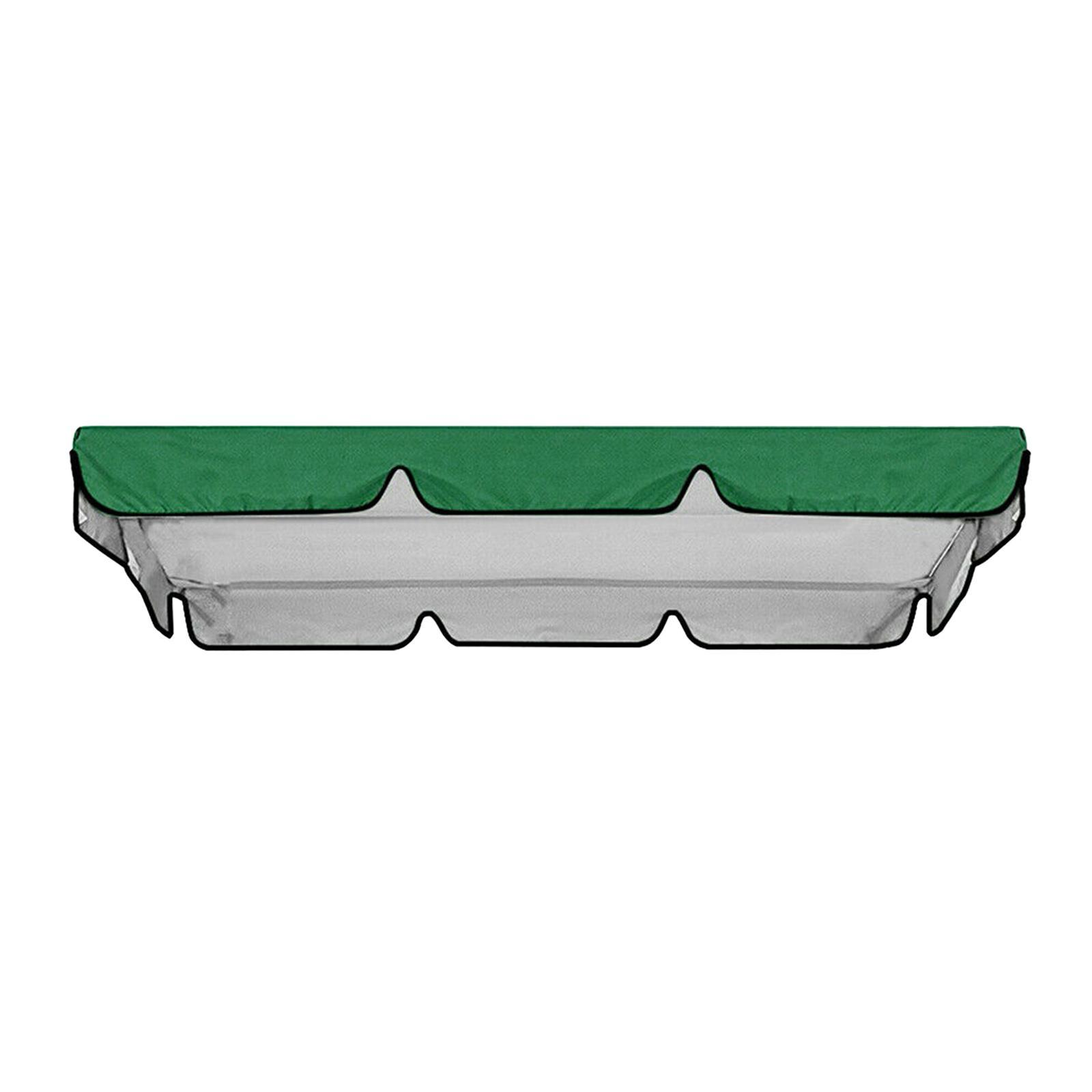 miniatura 35 - Copertura superiore della sedia a dondolo da giardino per esterni con