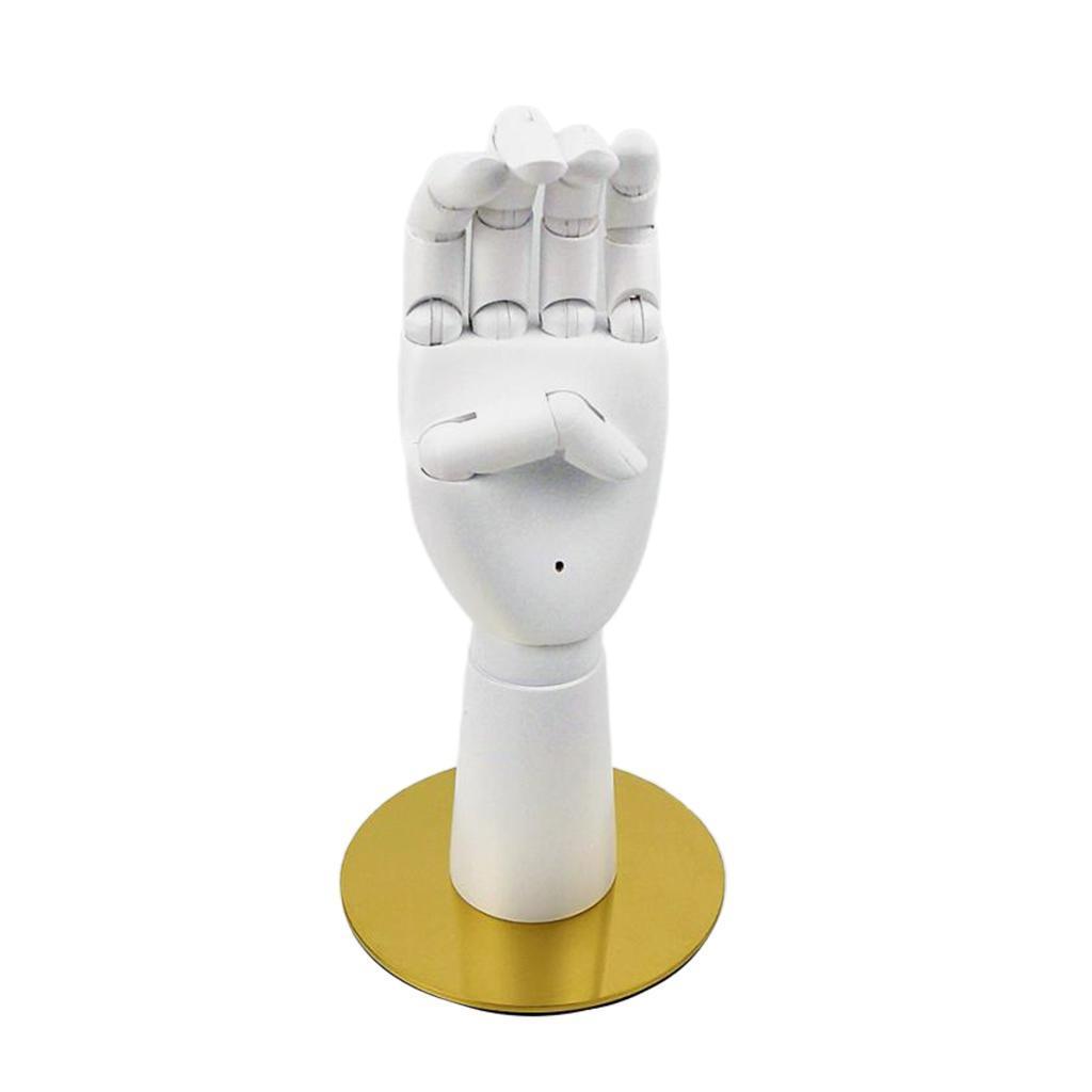 Modello-Manichino-Flessibile-A-Mano-Per-La-Visualizzazione-Di-Orologi-Con miniatura 6