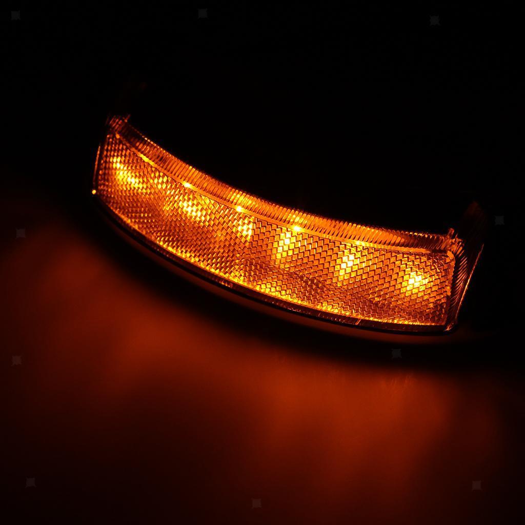 Motorcycle-Rear-Brake-Tail-Light-Stop-Running-Lamp-For-Harley miniature 7