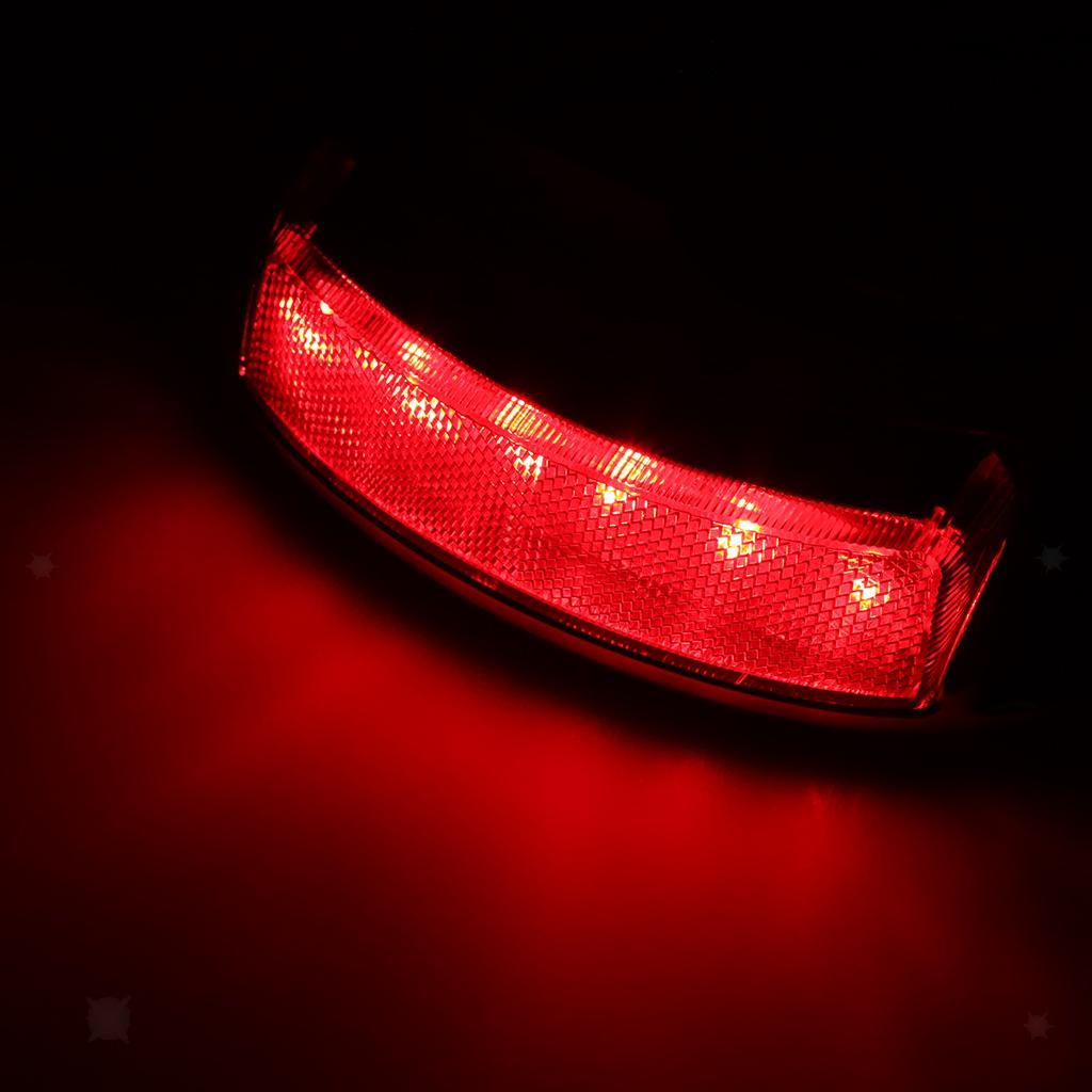 Motorcycle-Rear-Tail-Brake-light-Stop-Running-Light-For-Harley miniature 8