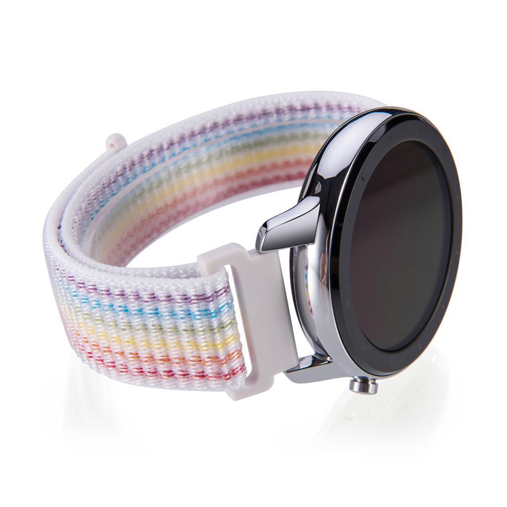 miniature 18 - Bracelet de montre-bracelet en nylon Bracelet de sangle pour Moto360 2