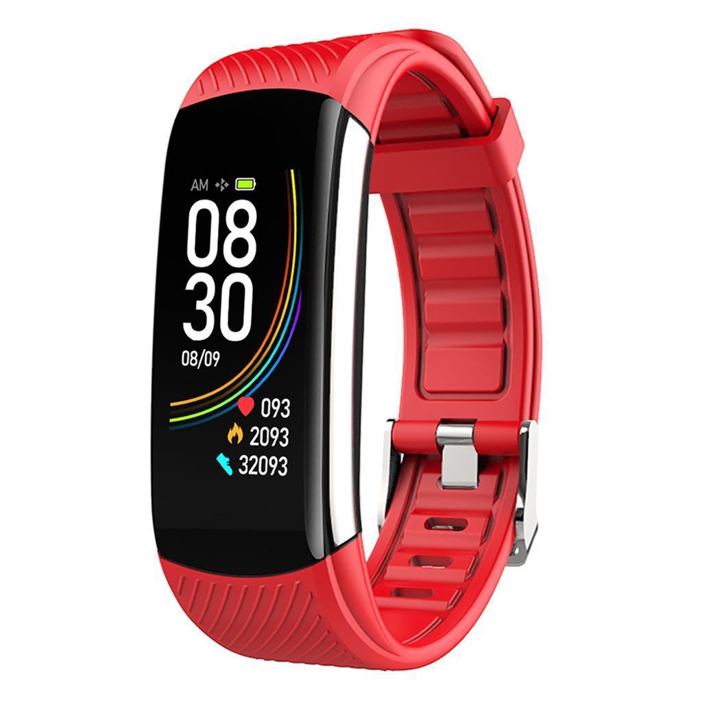 Indexbild 14 - Smart Watch Temperaturmesser Herzfrequenzmesser Blutdruck Fitness Tracker