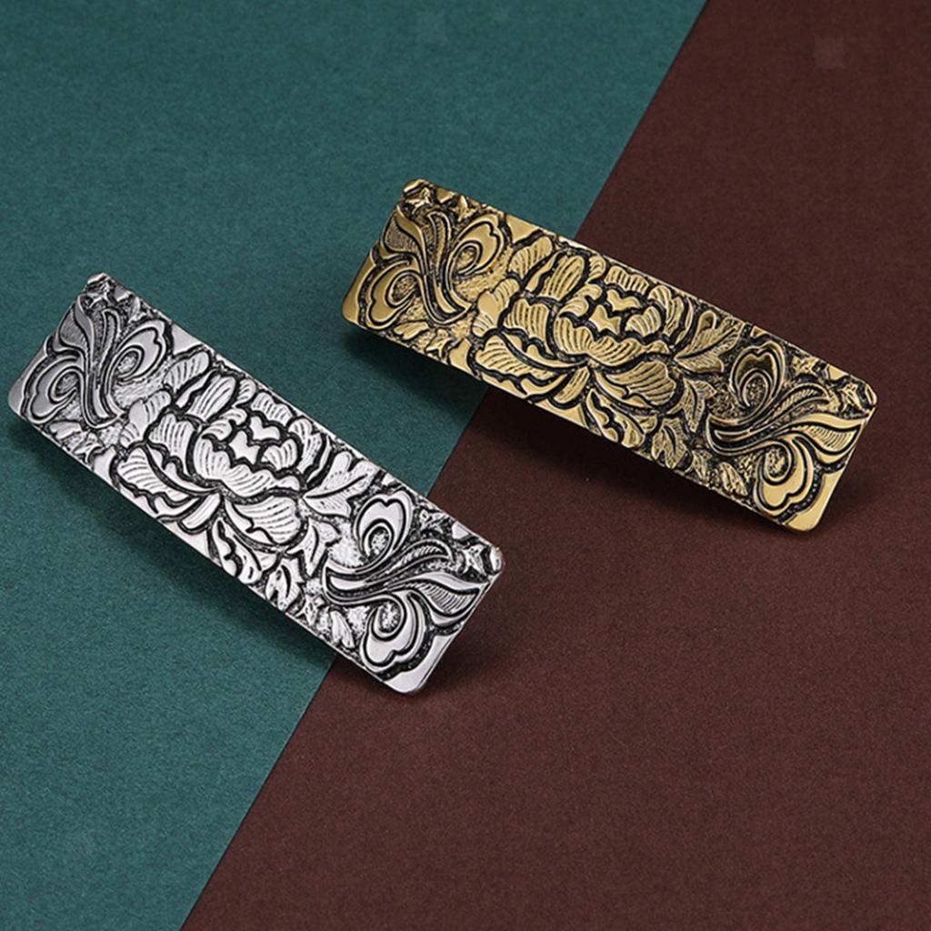 Barettes-Pince-a-Cheveux-Celtique-en-Alliage-Accessoires-de-Cheveux-Parfaite miniature 3