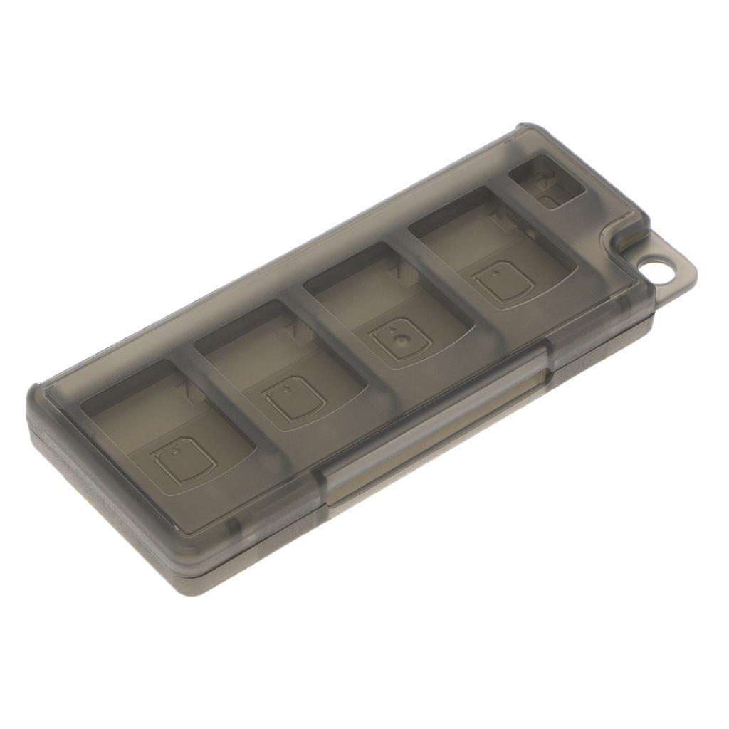 miniatura 6 - 10 Porta Carte Di Gioco Per Nintendo Switch NS Cartuccia Case Storage Shell