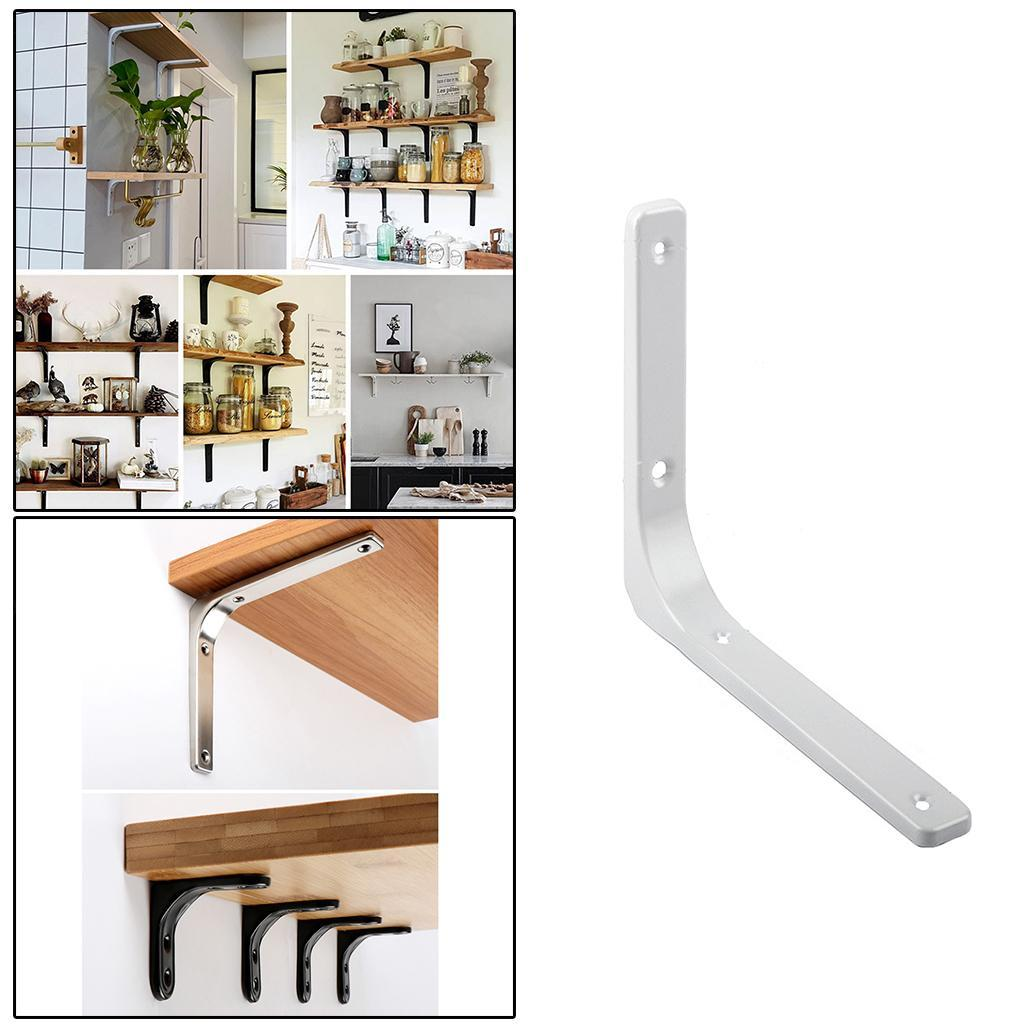 thumbnail 142 - Shelf   Floating Shelves Tripod Triangle Shelf Brackets for Bathroom
