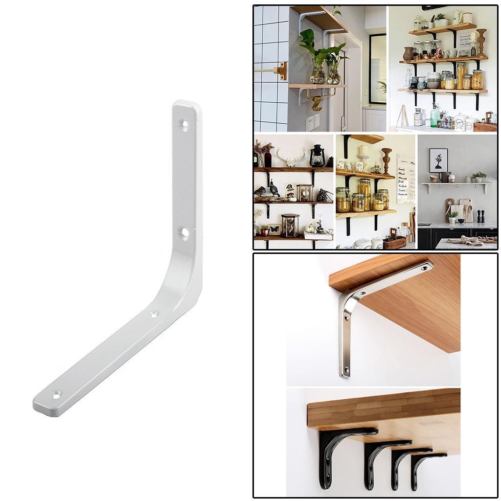 thumbnail 145 - Shelf   Floating Shelves Tripod Triangle Shelf Brackets for Bathroom