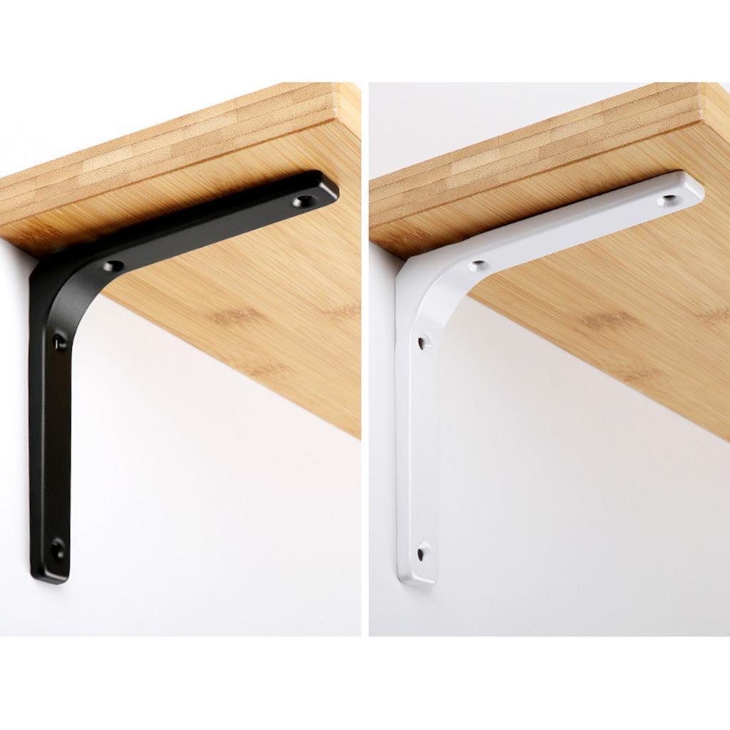 thumbnail 225 - Shelf   Floating Shelves Tripod Triangle Shelf Brackets for Bathroom