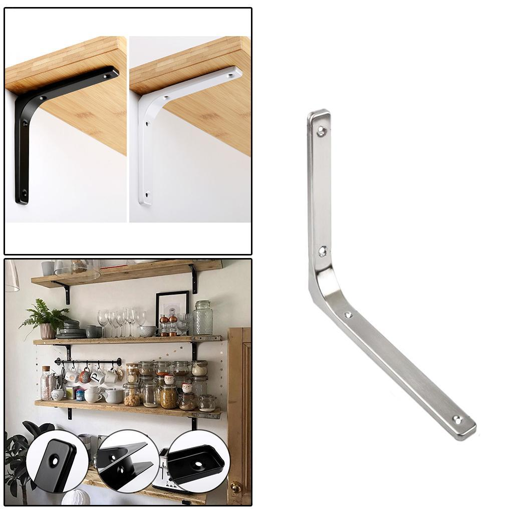 thumbnail 231 - Shelf   Floating Shelves Tripod Triangle Shelf Brackets for Bathroom