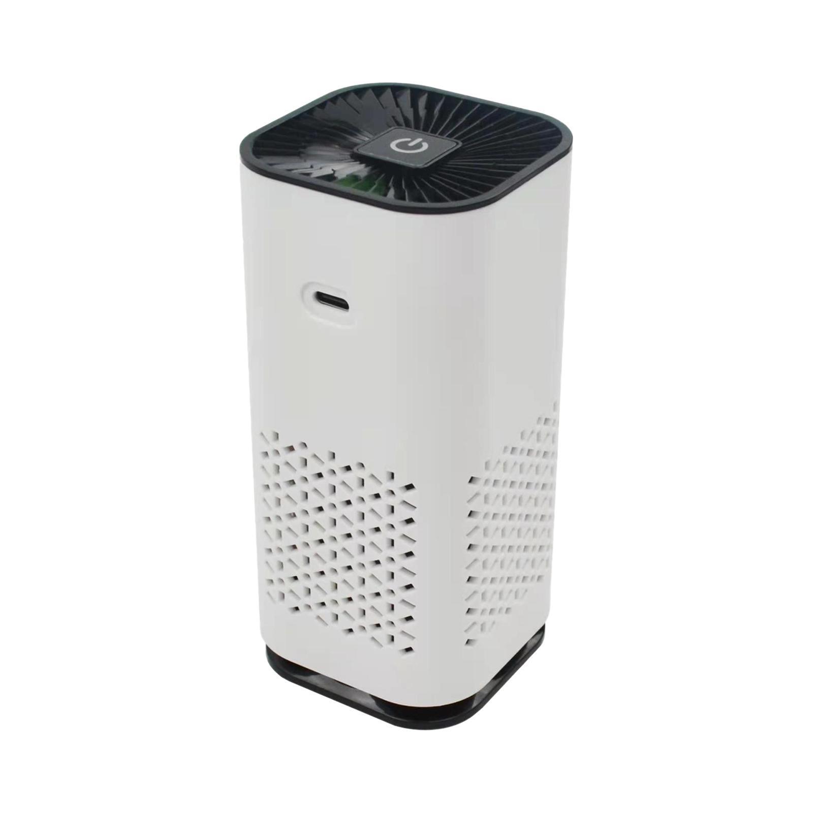 Indexbild 17 - Tragbare Mini Purifier für Hause Entfernen Rauch Pollen Luft Reiniger mit