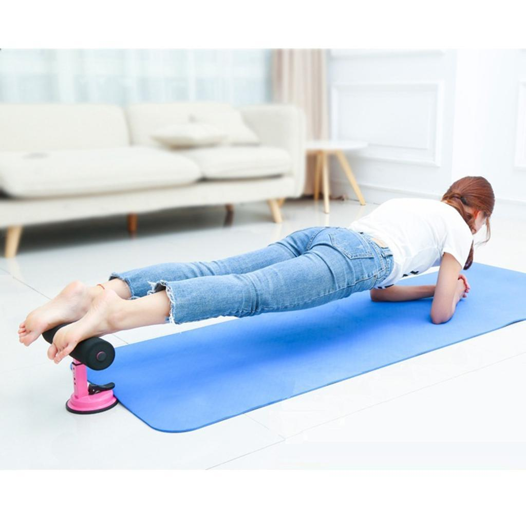 Waist-Sit-ups-Assistant-Home-Fitness-Workout-Equipment-Belly-Training-Device thumbnail 7