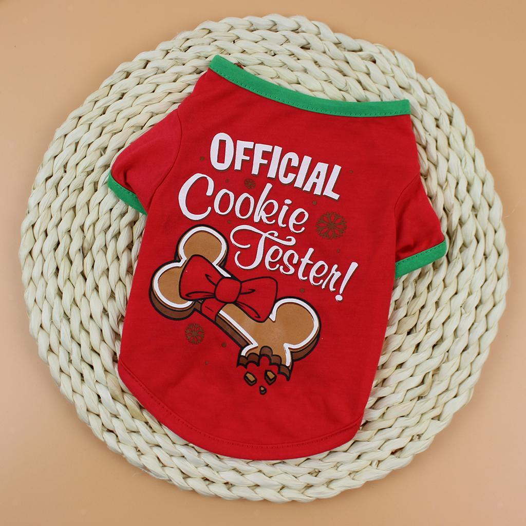 Small-Dog-Xmas-Clothes-Pet-dog-christmas-Apparel-For-Small-to-Large-Dogs thumbnail 17