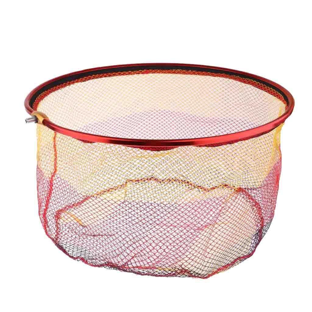 Spare Landing Net 0.5-1.3m Mesh Carp Coarse Fishing Replacement Fish Net Premium