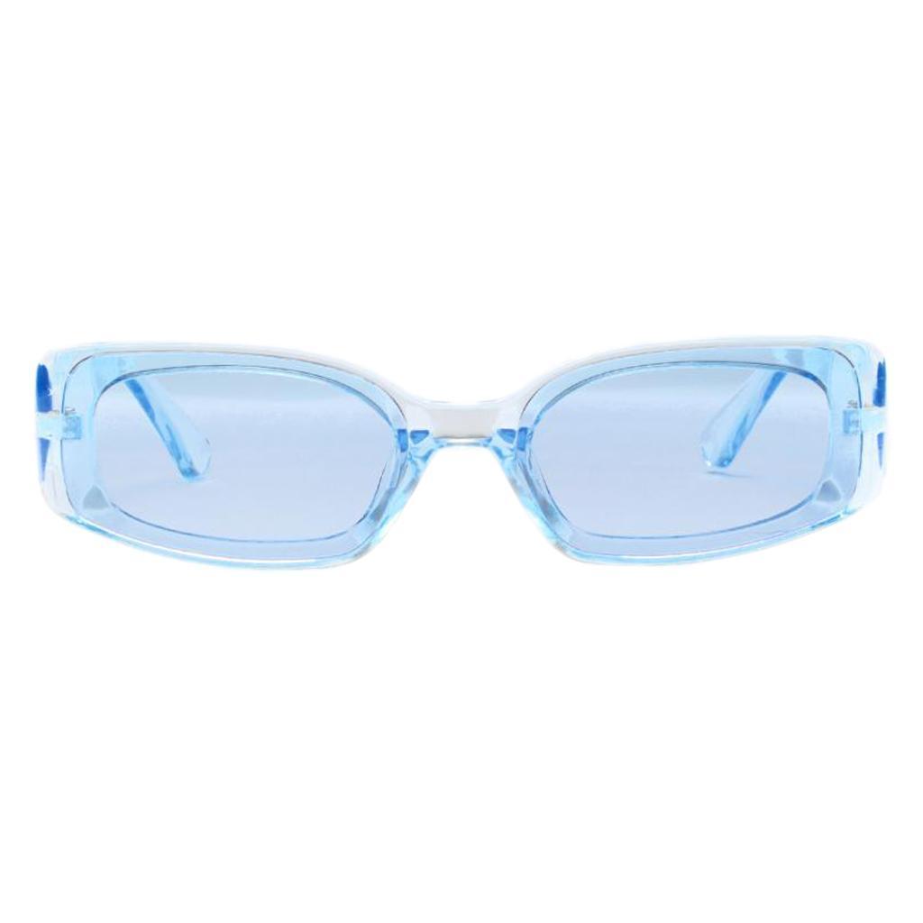 Frauen-Mens-Square-Sonnenbrillen-Fashion-Candy-Farbe-Sonnenbrille-Shade Indexbild 15