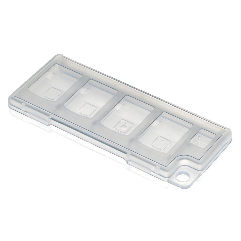 miniatura 9 - 10 Porta Carte Di Gioco Per Nintendo Switch NS Cartuccia Case Storage Shell