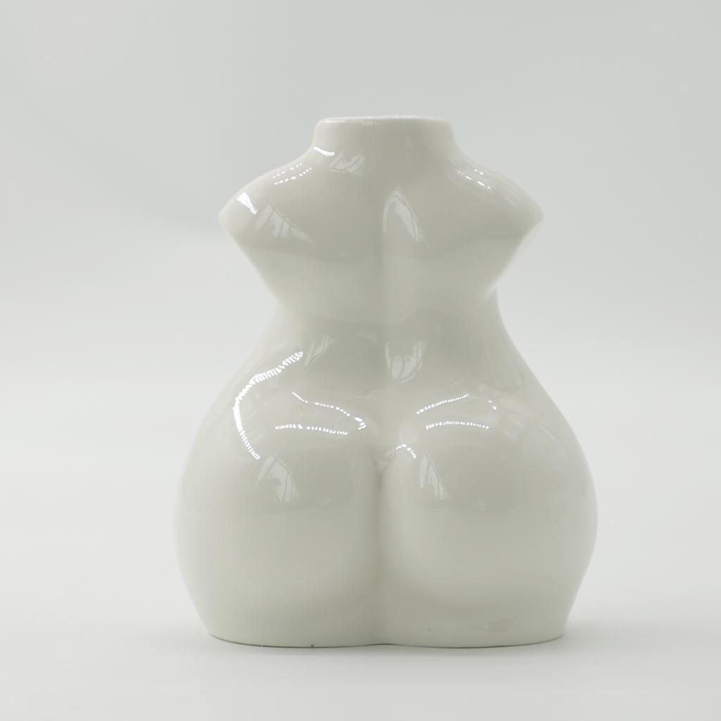 Indexbild 59 - Keramikkörper Blumenvase Blumentöpfe Nordic Boho Minimalistische