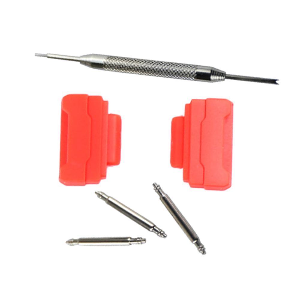 Uhrenarmband-Adapter-Kits-Strap-Connector-16mm-Fuer-GShock-Casio-Armband Indexbild 21