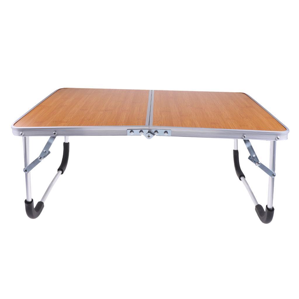 Tavolo-da-Picnic-Pieghevole-per-Campeggio-Portatile-Ultraleggero-con-Maniglia miniatura 7