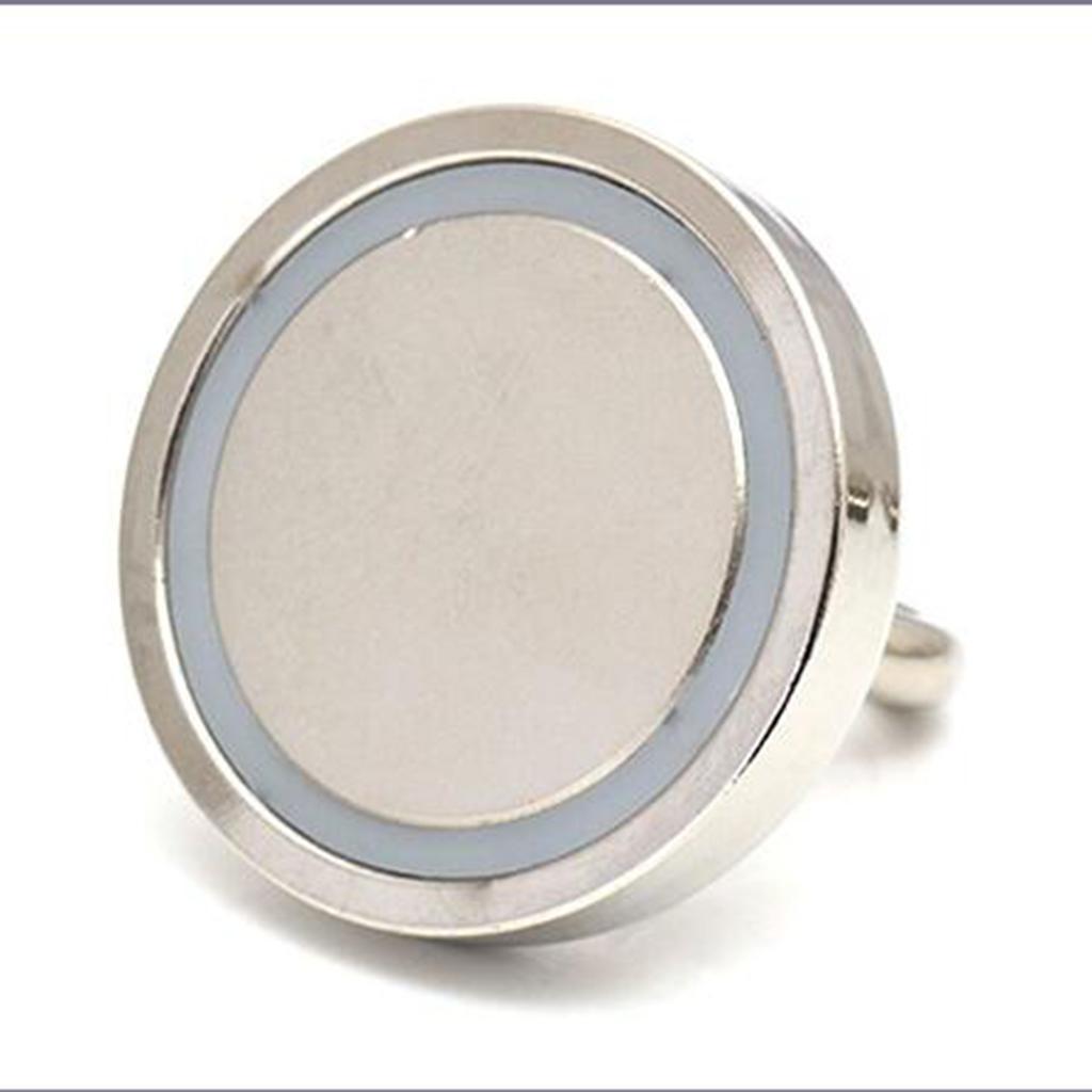 Magneti-A-Forza-Di-Trazione-Gancio-Frigorifero-Magneti-Rotondi-Ganci-A-Golfare miniatura 6