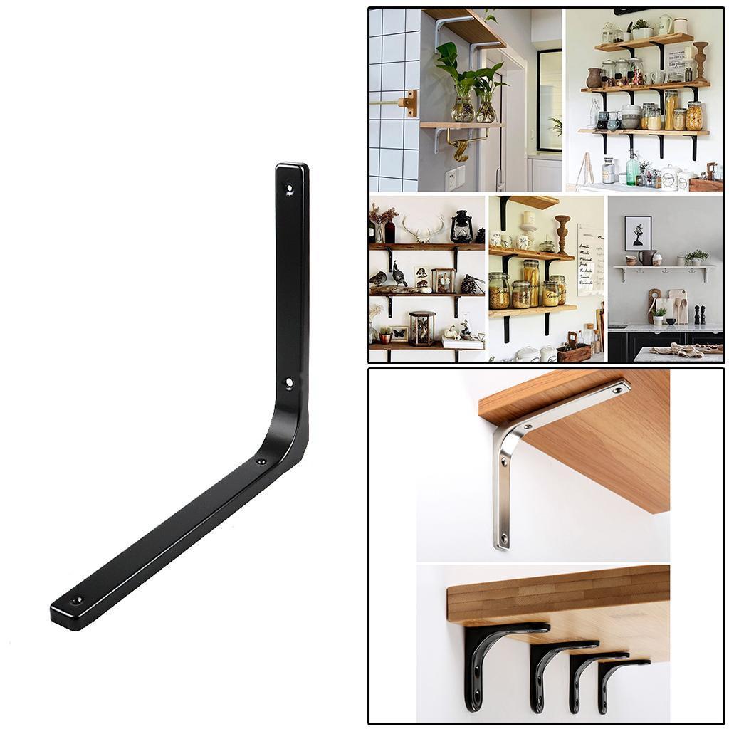 thumbnail 86 - Shelf   Floating Shelves Tripod Triangle Shelf Brackets for Bathroom