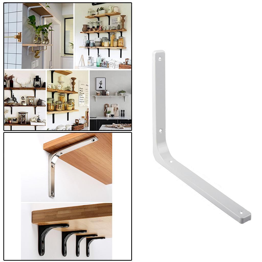 thumbnail 162 - Shelf   Floating Shelves Tripod Triangle Shelf Brackets for Bathroom