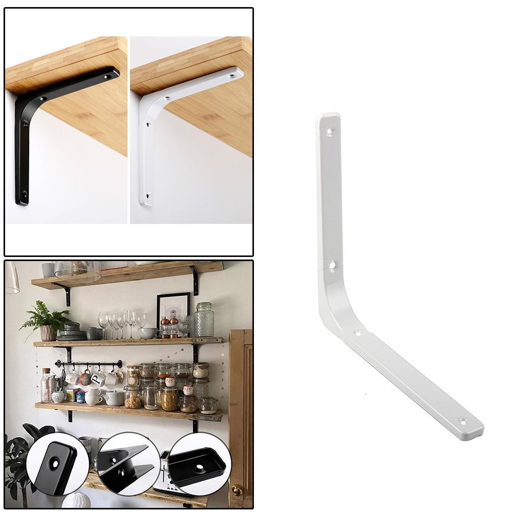 thumbnail 164 - Shelf   Floating Shelves Tripod Triangle Shelf Brackets for Bathroom