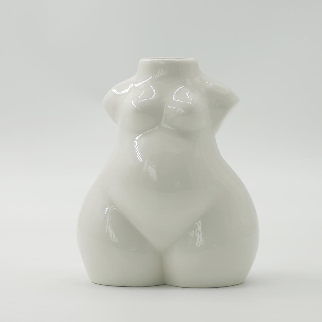 Indexbild 67 - Keramikkörper Blumenvase Blumentöpfe Nordic Boho Minimalistische
