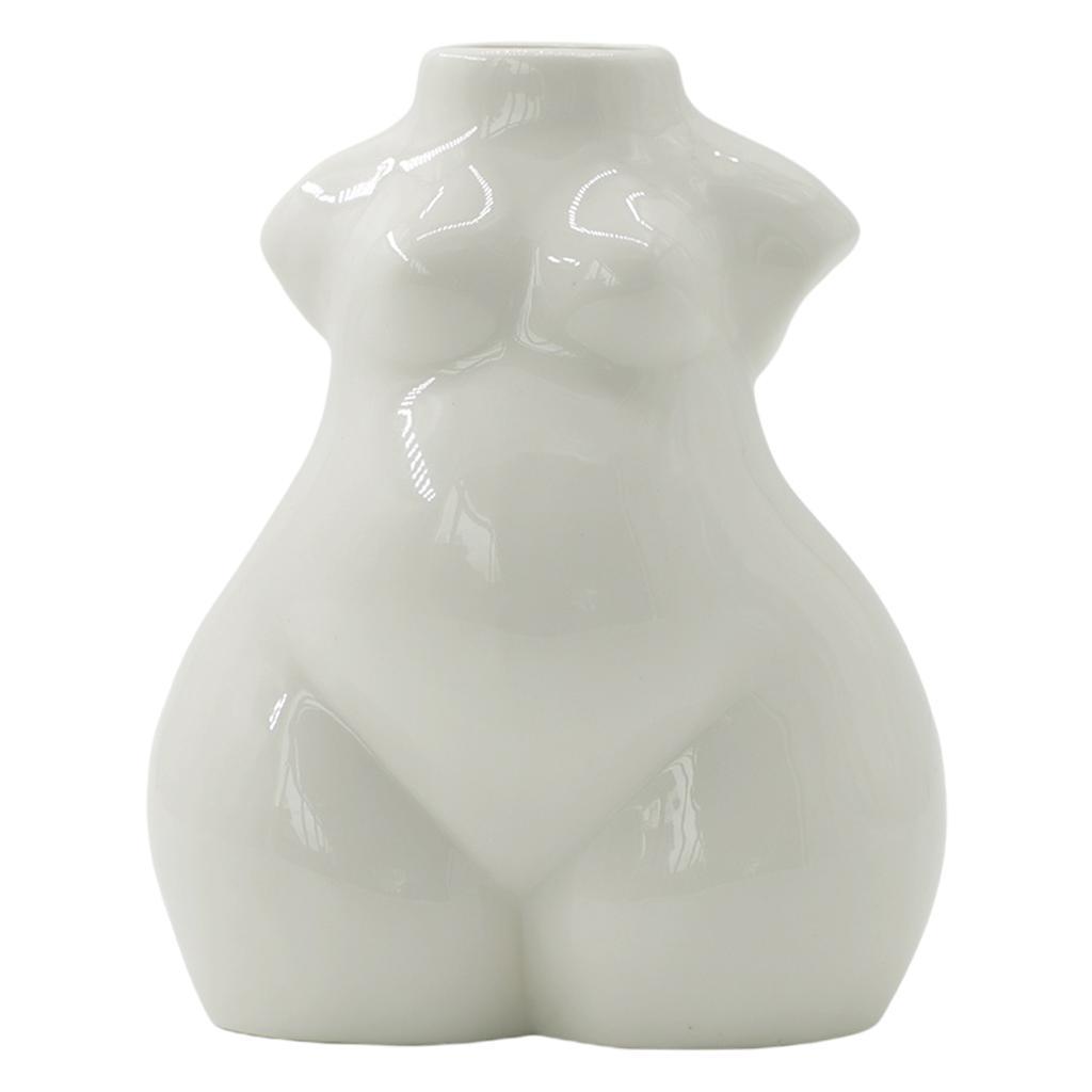 Indexbild 18 - Keramik Körper Vase Blumentöpfe Modern Wohnheim Dekoration Einrichtung