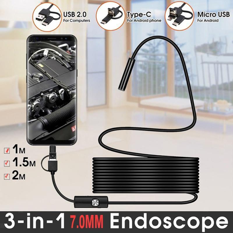 7-mm-Endoscope-Camera-Flexible-Waterproof-Inspection-Borescope-For-Phone-PC thumbnail 29
