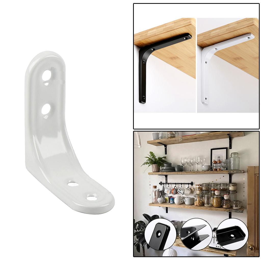 thumbnail 88 - Shelf   Floating Shelves Tripod Triangle Shelf Brackets for Bathroom