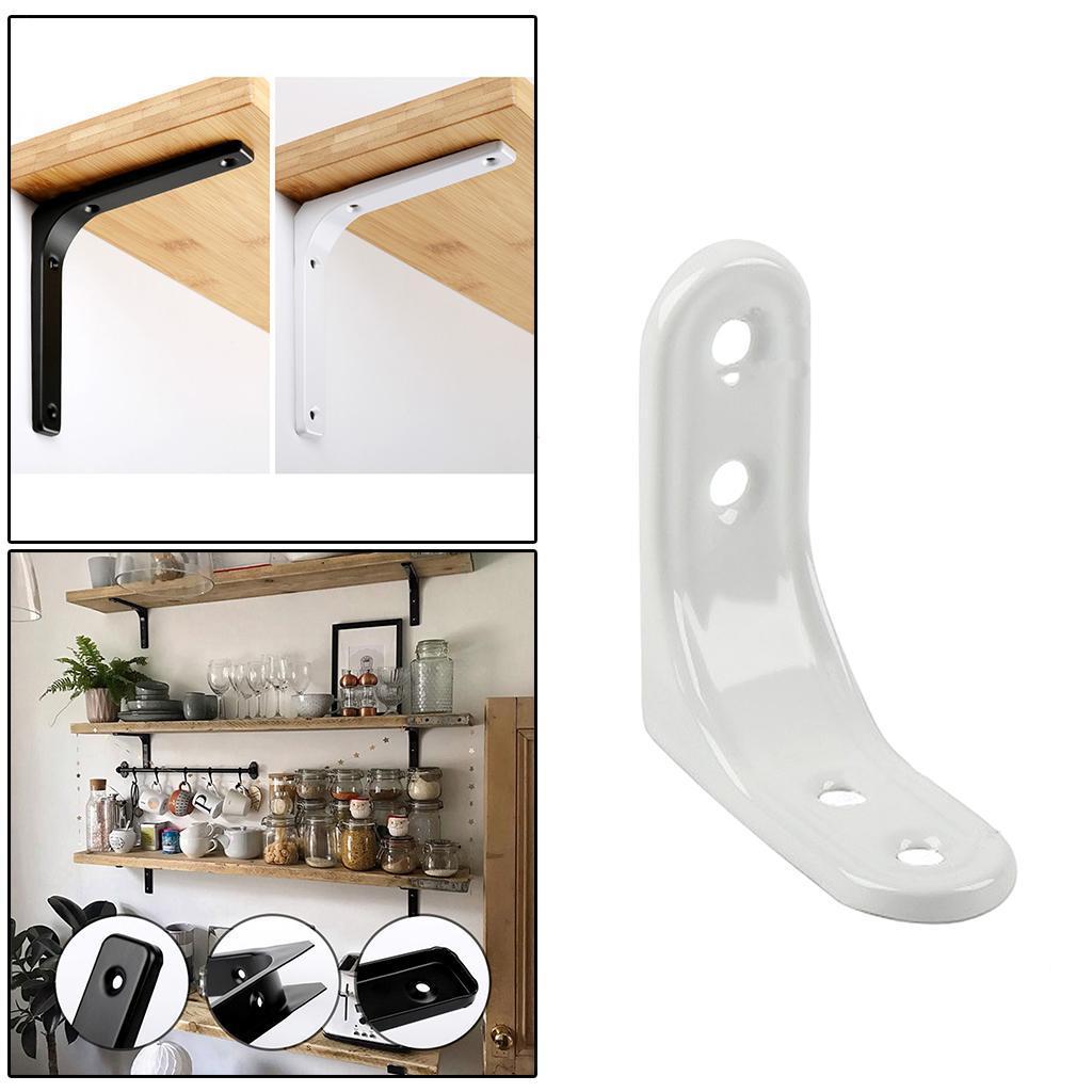 thumbnail 94 - Shelf   Floating Shelves Tripod Triangle Shelf Brackets for Bathroom