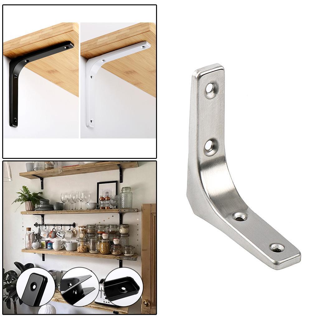 thumbnail 174 - Shelf   Floating Shelves Tripod Triangle Shelf Brackets for Bathroom