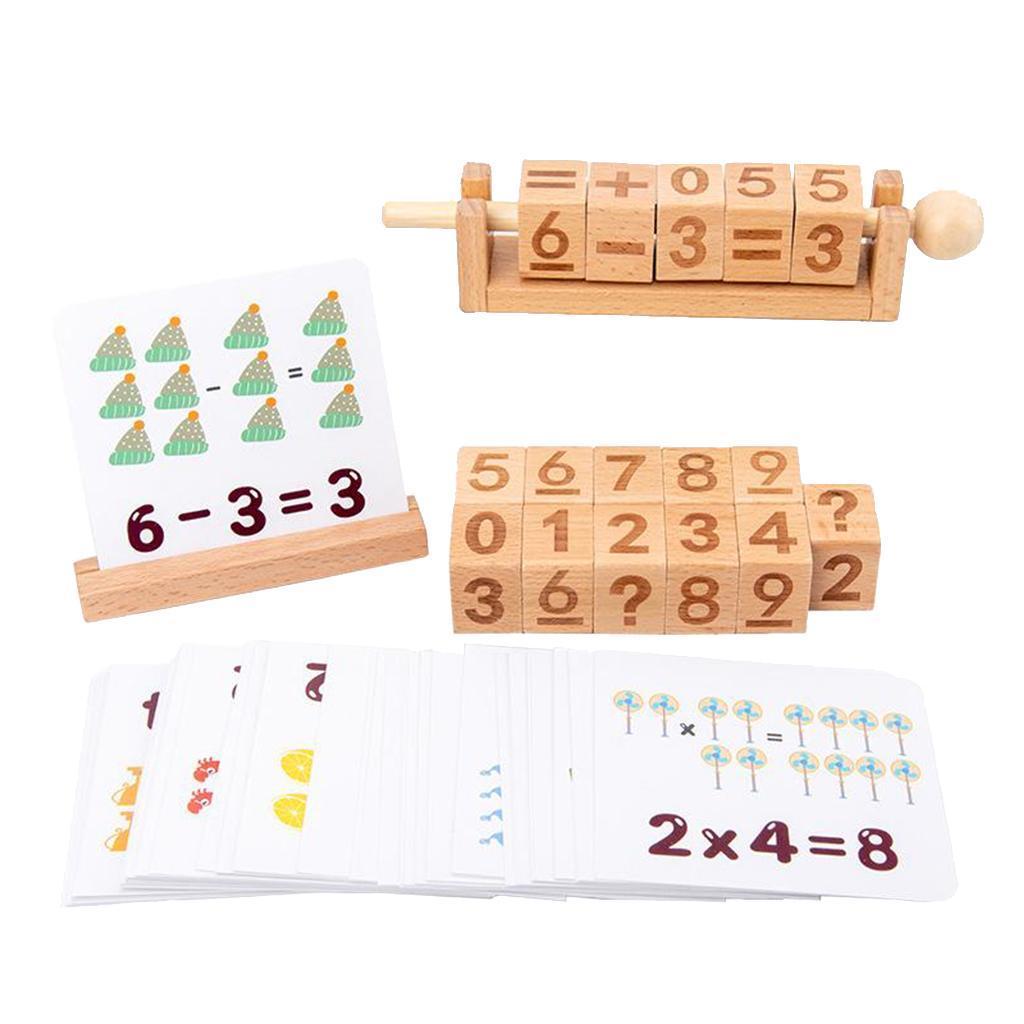 Fiammifero-di-legno-Lettera-Bambini-Blocchi-di-Costruzione-Per-Bambini-Carte-Da miniatura 4