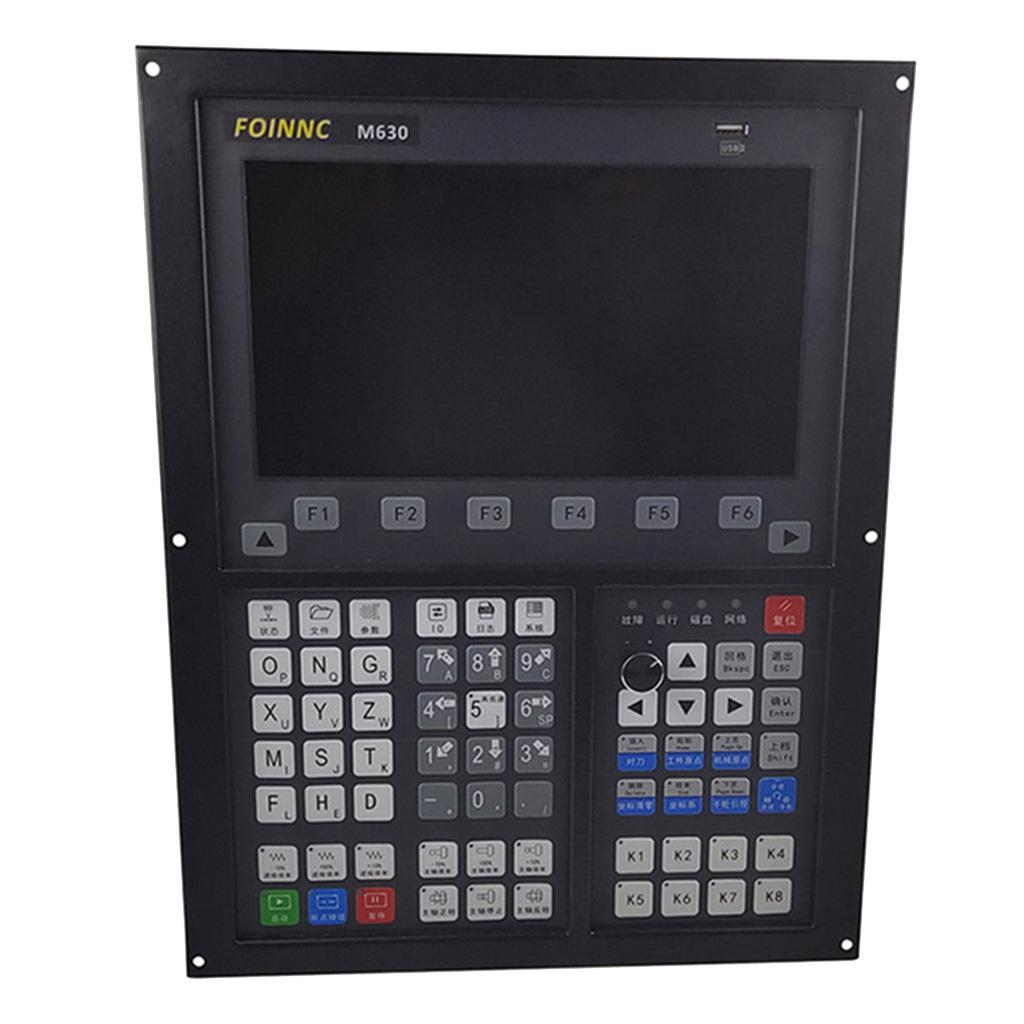 1-Set-CNC-Motion-Controller-System-M630-650-10-2in-Cutting-Machine-3-4-Axis thumbnail 3