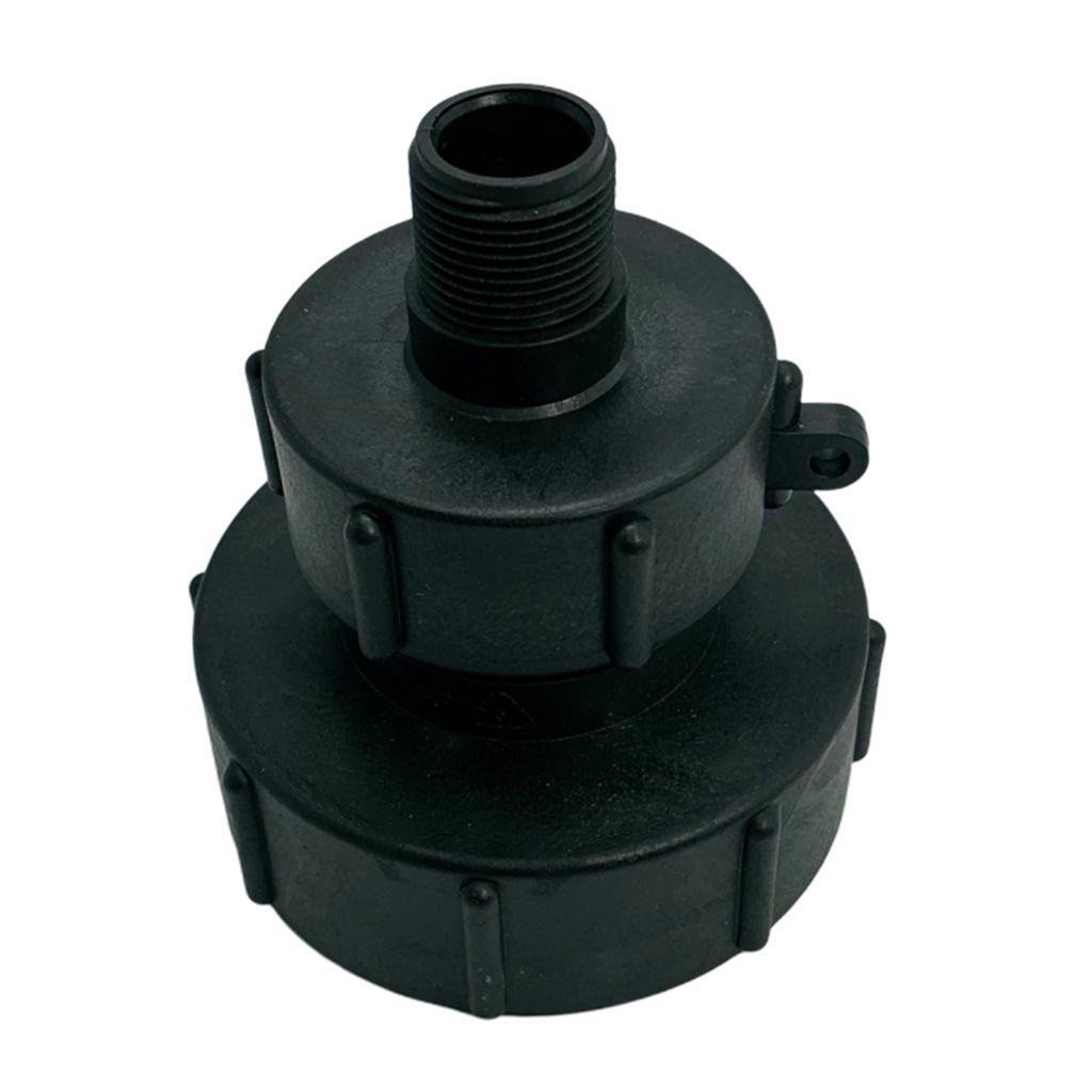 IBC-Water-Tank-Hose-Adapter-Garden-Water-Hose-Adapter-Fitting-Kit thumbnail 6