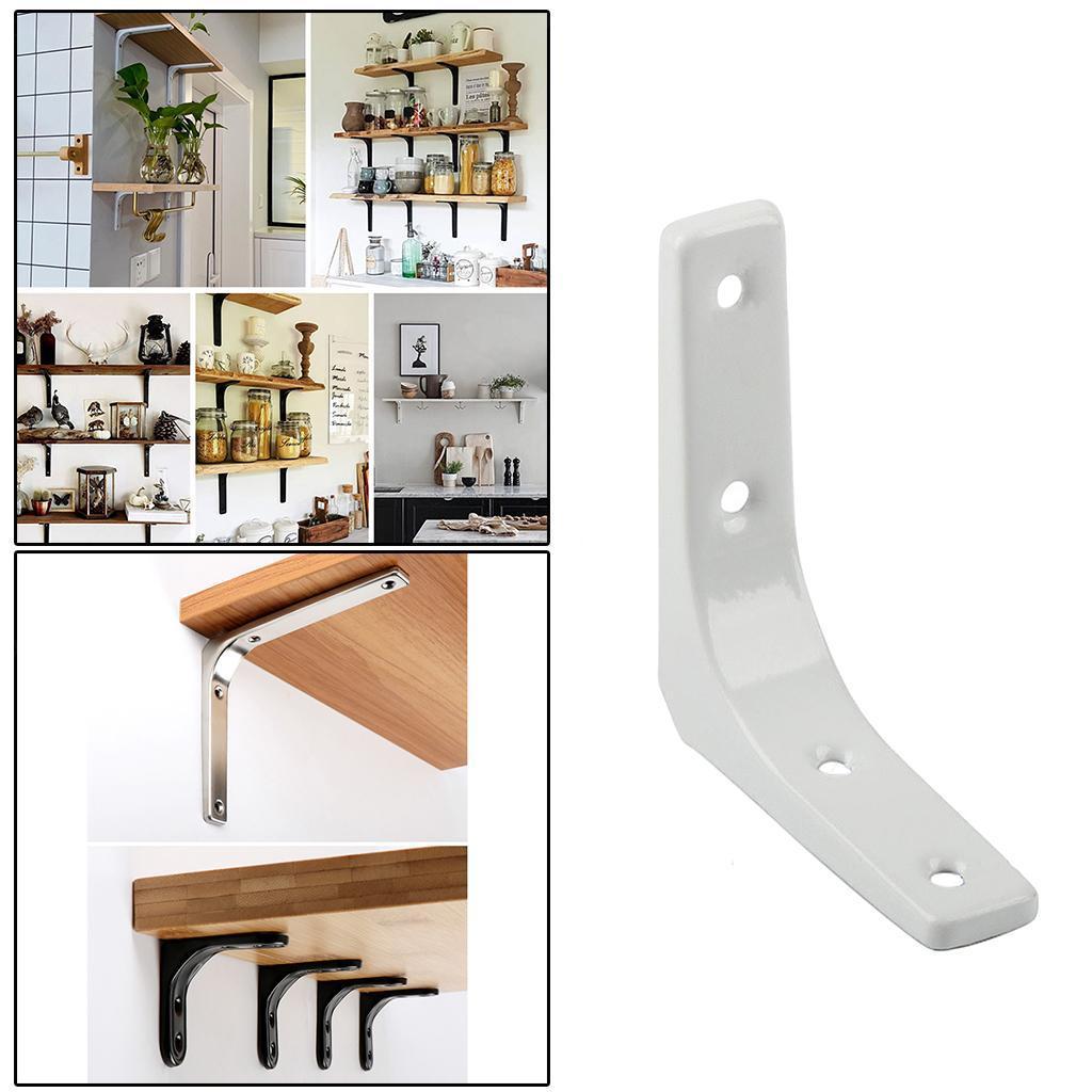 thumbnail 98 - Shelf   Floating Shelves Tripod Triangle Shelf Brackets for Bathroom