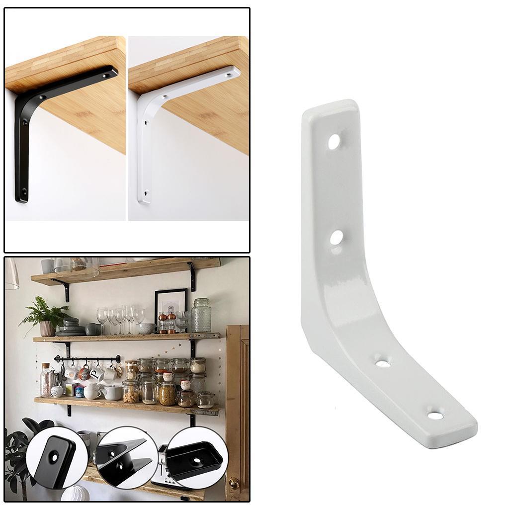 thumbnail 101 - Shelf   Floating Shelves Tripod Triangle Shelf Brackets for Bathroom