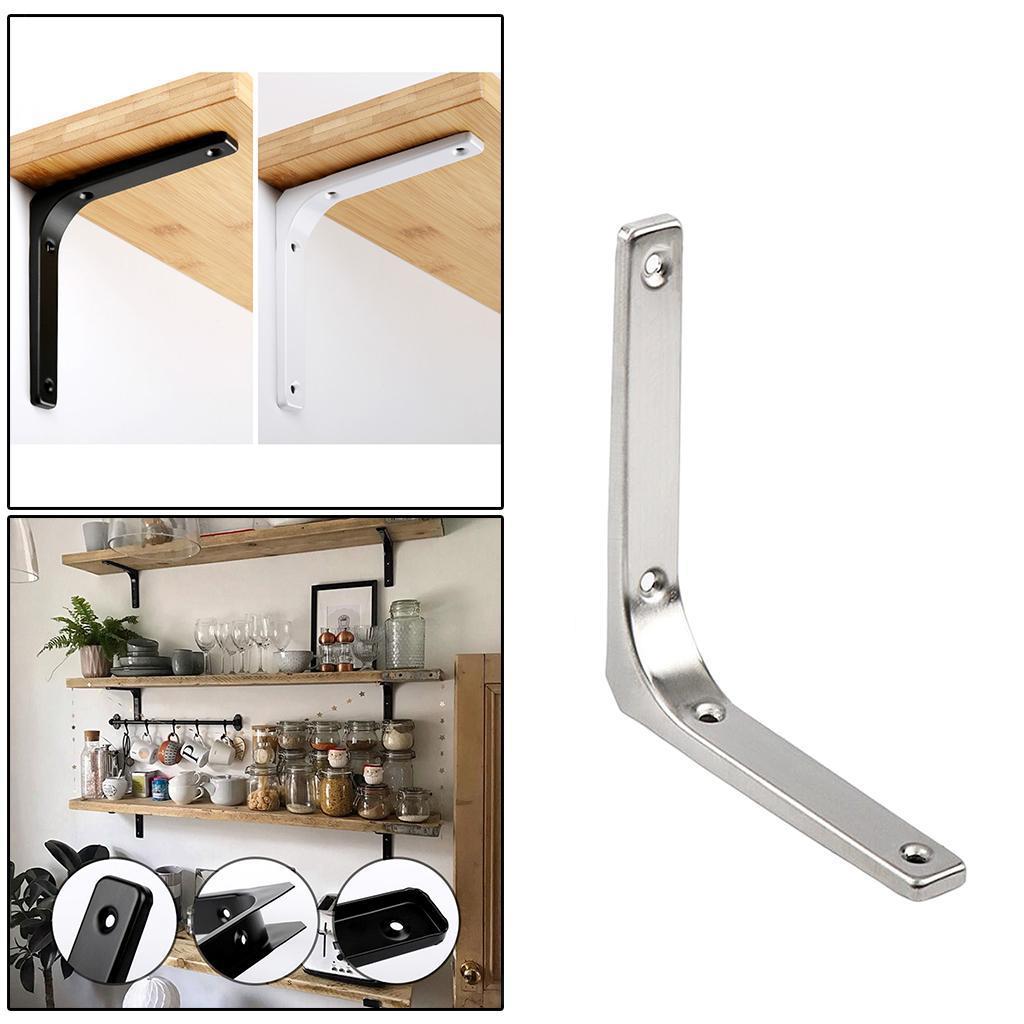 thumbnail 190 - Shelf   Floating Shelves Tripod Triangle Shelf Brackets for Bathroom