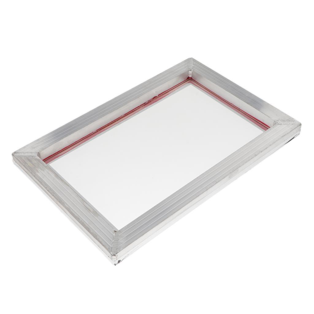 1Pcs-Screen-Printing-Frame-Aluminum-Silk-Print-for-Printed-77-90-120-Mesh thumbnail 25