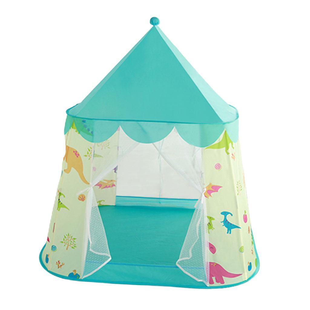 Tenda-Da-Gioco-Portatile-Per-Bambini-Divertente-Toy-Present miniatura 3