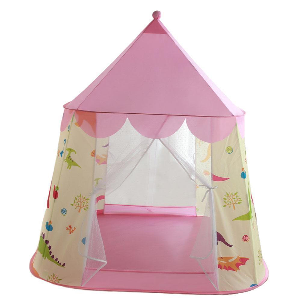 Tenda-Da-Gioco-Portatile-Per-Bambini-Divertente-Toy-Present miniatura 6